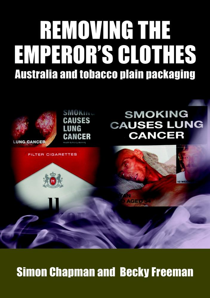 "Cover: ""Removing the Emperor's Clothes"""