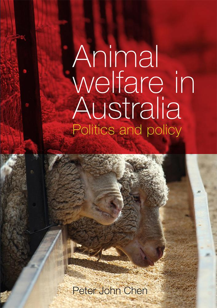 "Cover: ""Animal welfare in Australia"" by Peter John Chen"