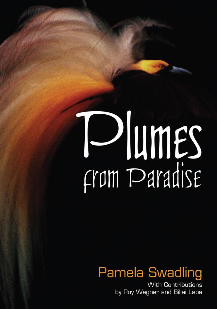 "Cover: ""Plumes from Paradise"" by Pamela Swadling"