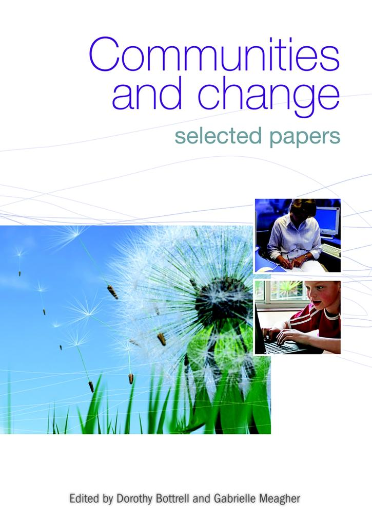 "Cover: ""Communities and Change"" edited by Dorothy Bottrell and Gabrielle Meagher"